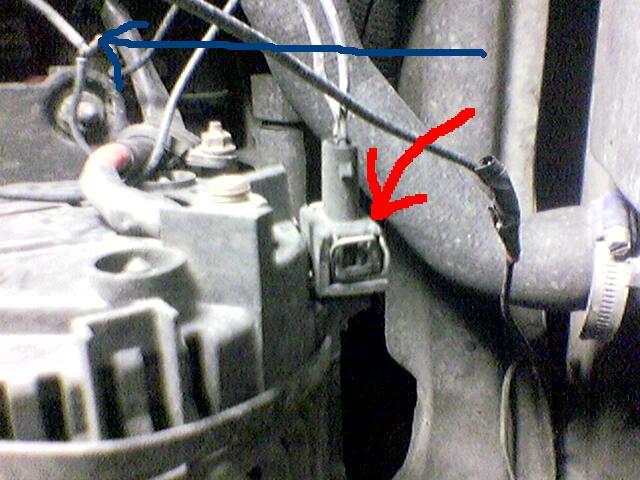 ladding (For høy ladespenning ?) Teknisk, Mekanisk og