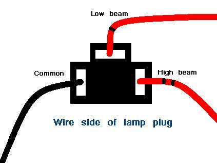 on xenon wiring diagram