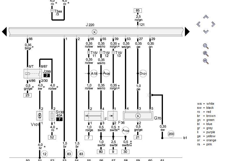 audi a4 b5 wiring diagram read all wiring diagram Audi A8 Wiring-Diagram