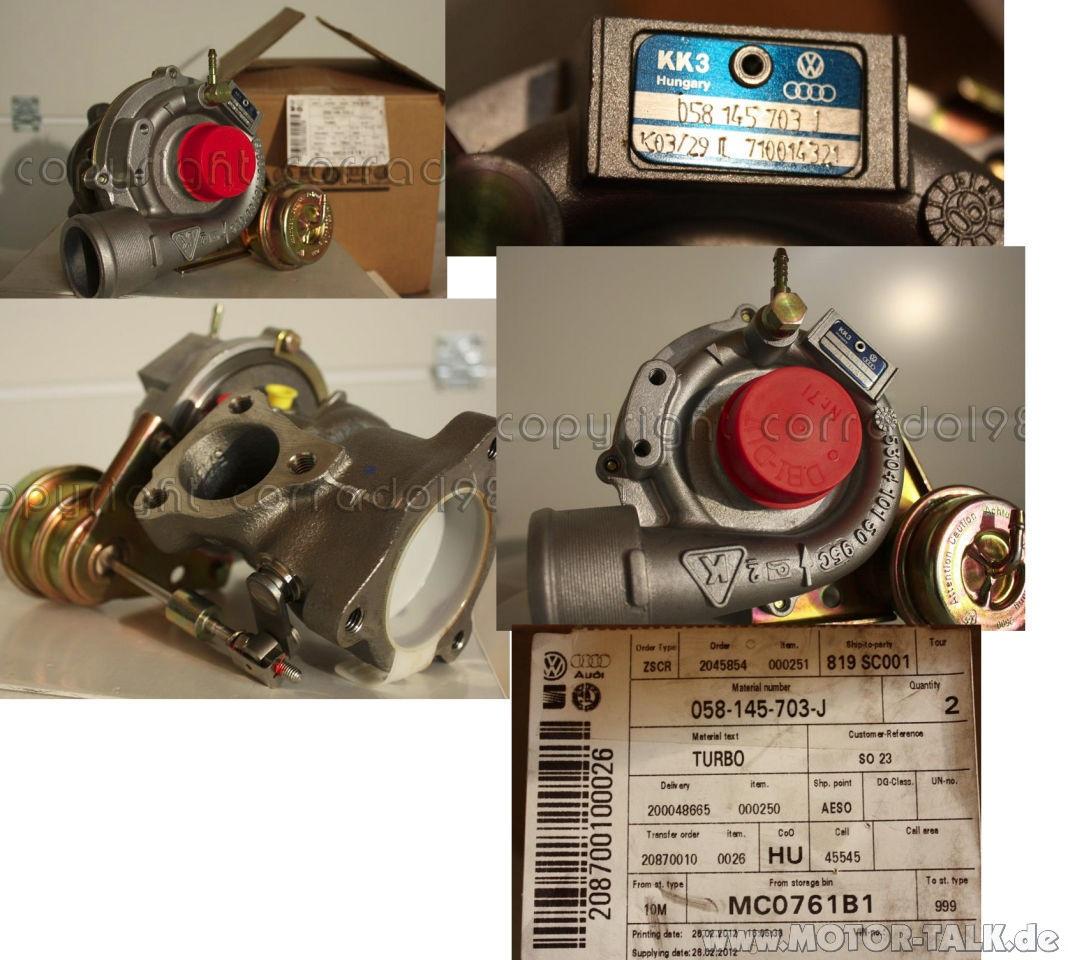 Slitte kkk turboer kjøpes k24 k26 k26/k27 - Side 2 - Deler